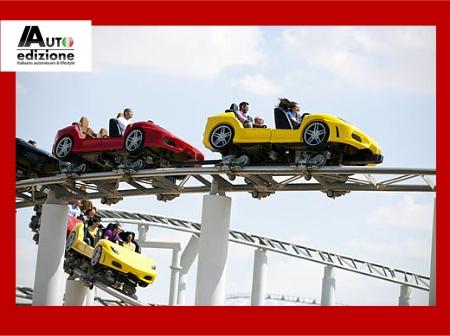 Ferrari World opent haar poorten | Auto Edizione
