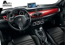 Nieuwe accessoires voor de Alfa Romeo Giulietta