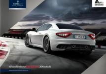 De Maserati GranTurismo is nu ook 'online'