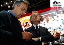 """Marchionne vanuit Parijs: """"De Italiaanse markt beleeft historisch dieptepunt, maar het ergste is voorbij"""""""