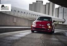 Eerste Fiat 500 geveild in Canada