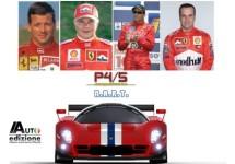 Ferrari P4/5 Competizione: Je eigen racewagen…en team