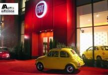 Fiat viert feest in Los Angeles