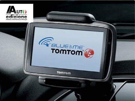 Fiat En Tomtom Blijven De Komende Jaren Samenwerken Auto Edizione