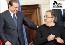 """Berlusconi: """"Marchionne heeft iets gezegd wat écht waar is"""""""