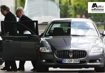 Marchionne verwacht veel van Maserati SUV in 2013