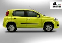 Fiat Uno tot 'Caro do ano 2011' verkozen