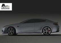 Opvolger Alfa Romeo 166 voorlopig nog redelijk ver weg