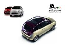 Stijlvol 'Bicolore': Straks op Fiat 500 in plaats van Lancia Ypsilon