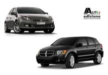 Fiat en Dodge versmelten: Opvolgers van Bravo en Caliber zijn één