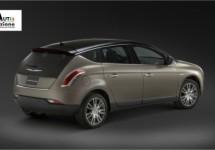Lancia Delta gaat als Chrysler naar VS en Azië