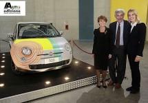 Fiat 500 kunst: de creatie van Tobias Rehberger in Turijn
