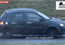 Lancia Ypsilon 2011 opnieuw gesnapt