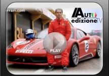 De Ferrari 458 Challenge is klaar voor het circuit