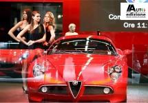 Alfa Romeo krijgt in 2011 slechts een kleine stand in Genève