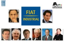 De namen achter Fiat Industrial SpA