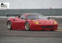 Ferrari brengt ook '458 GT2' op de baan!