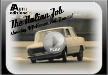 Alfa Romeo Giulia op het witte doek