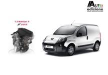 Kleine Franse bedrijfswagens straks met Italiaanse 1.3 MultiJet-2 motoren