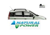 Vernieuwde Fiat Panda Natural Power ook belastingvrij