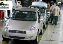 Nieuwe Fiat fabriek in aanbouw in Brazilië