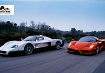 Ferrari en Maserati noteren steeds betere verkopen