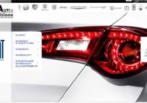 Nieuwe website van FIAT SpA