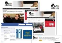 Fiat en Marchionne meest besproken 'automotive' onderwerpen op internet
