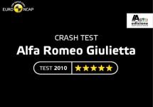 NCAP vindt Alfa Romeo Giulietta een van de veiligste van 2010
