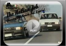 Alfa Romeo 33 en 90 op het witte doek