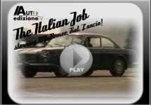 Lancia Flavia coupé op het witte doek