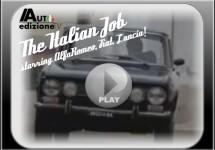 Alfa Romeo 1750/2000 Berlina op het witte doek