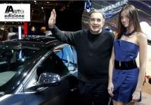Marchionne wil 100.000 Lancia Ypsilon's per jaar produceren