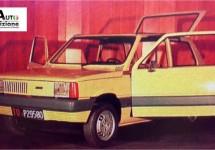 Nieuwe Fiat Panda 2011 wordt heel anders dan de huidige