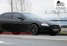 Scoop: Rare Maserati Quattroporte blijkt nieuw E segment model