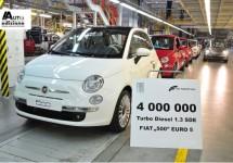 Fiat Powertrain heeft 4 miljoen 1.3 MJet motoren gebouwd