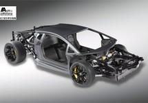 Lamborghini telt af door steeds meer te onthullen van de Aventador