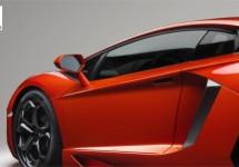 Lamborghini Aventador klaar voor de première