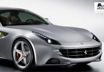 Vanavond presenteert Ferrari de FF