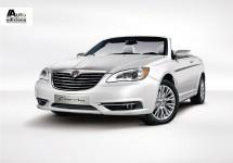 Genève 2011: Lancia toont Flavia en Flavia cabrio als concept