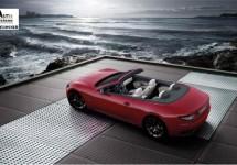 Maserati presenteert in Genève de GranCabrio S