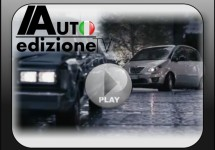Lancia Musa 5th Avenue spotje met Elisabetta Canalis