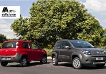 Fiat heeft de driedeurs Uno klaar