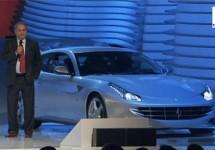 Ferrari trekt doek van de FF