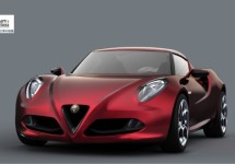 De nieuwe Alfa Romeo 4C