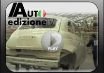 De productie van een Fiat 500 in het Mexicaanse Toluca