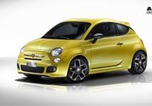 Fiat 500 Coupé Zagato concept