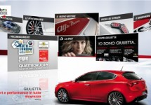 Alfa's website 'nieuwe stijl' alvast te zien op Alfa Romeo.it