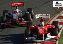 GP van Australië: Ferrari doet nog even rustig aan