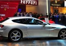 Ferrari imponeert in Genève met de FF